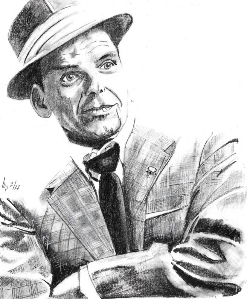 Frank Sinatra by patrick
